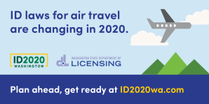 ID laws for air travel are changing in 2020