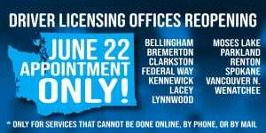 Offices reopening June 22